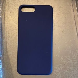 Brand new blue case for iPhone 7 Plus